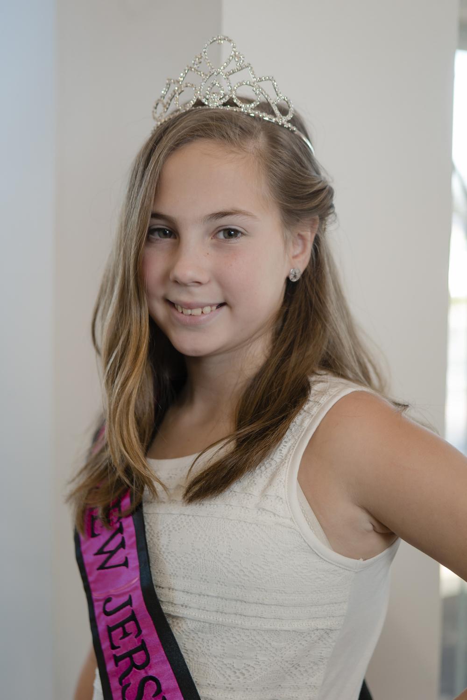 2016 Pre-Teen Queen