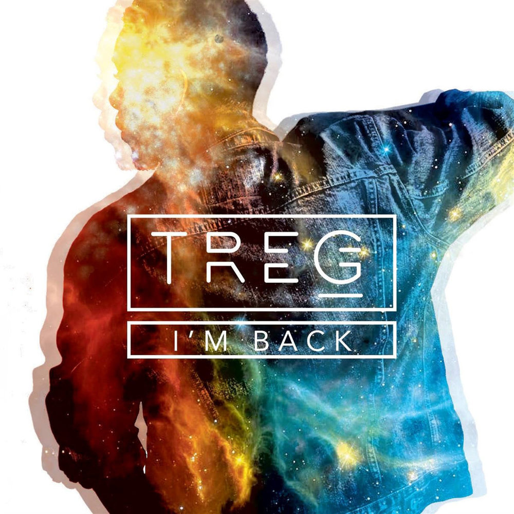 I'm Back  EP – rel. July 30th, 2016