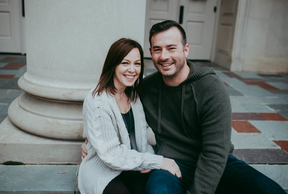 About Us - Meet Scott and Stefanie Hart, the founders of The Hartley Group Custom Interiors. Scott Hart, Estimating/ProductionStefanie Hart, Project Coordinator/Customer Service