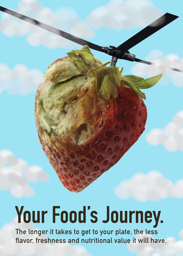 Your Food's Journey