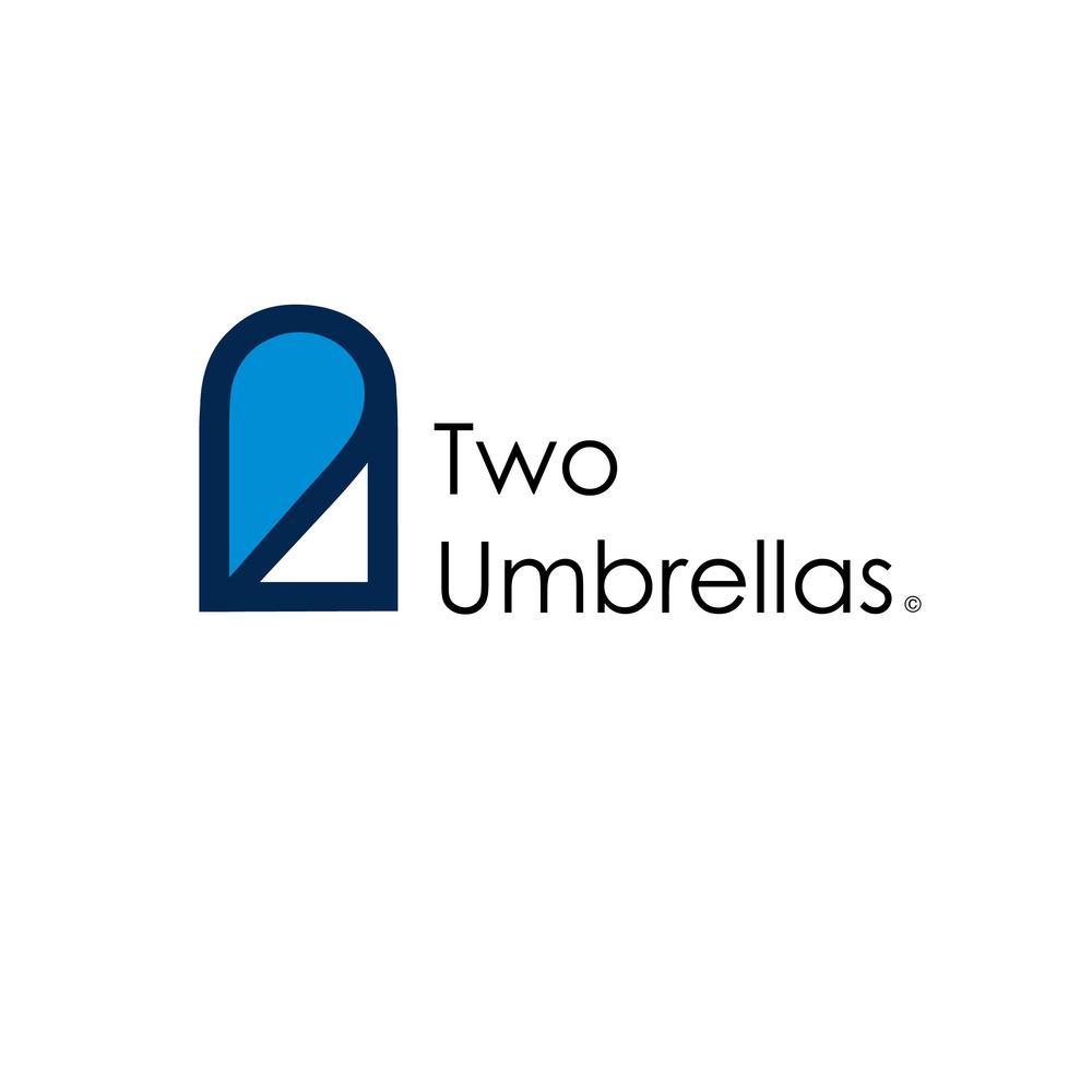 Two Umbrellas Color Lock Up