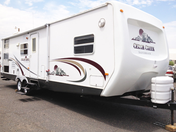 Lake Havasu City, Arizona - RV Rentals - Colorado River
