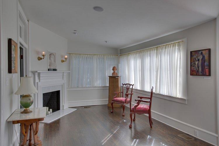 The Capen House Sally Ward Interior Design