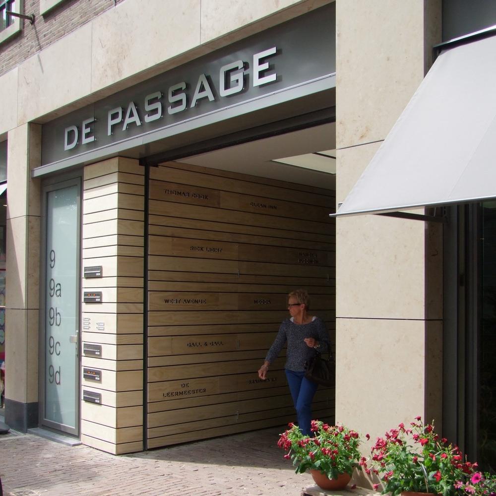 Winkelpassage Oisterwijk — West Architecten