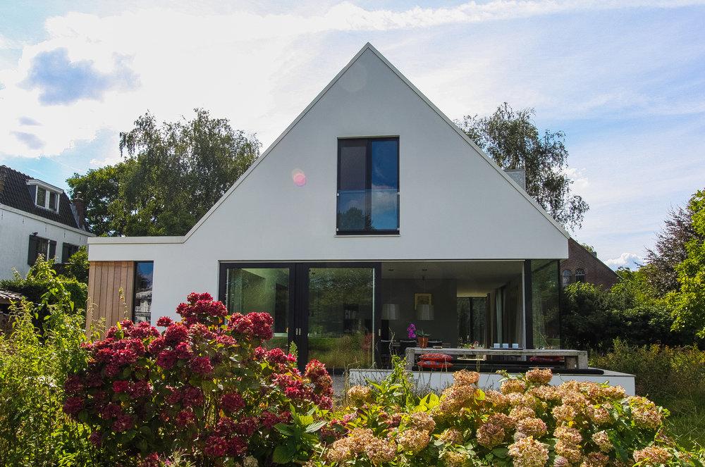 Nieuwbouw villa Vreeland
