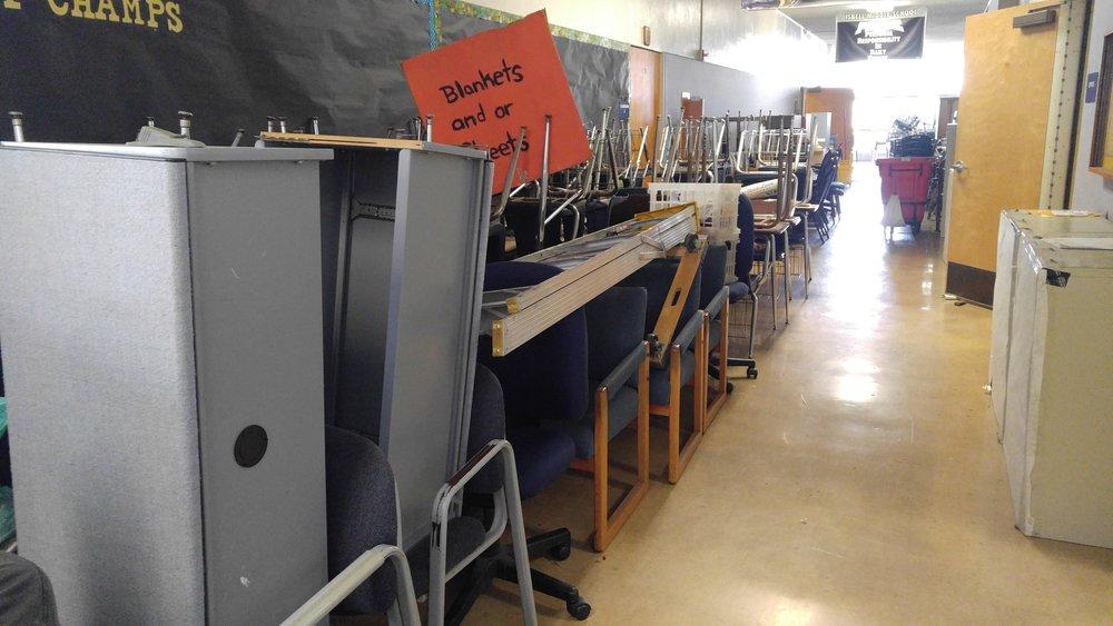 SCHOOL MOVE -