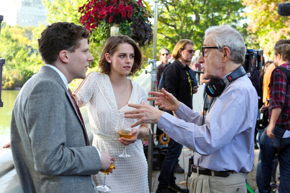 We're thrilled to announce our recent wrap on Woody Allen's highly anticipated untitled film. The film stars Kristen Stewart, Jesse Eisenberg, Blake Lively, and Steve Carell. We were delighted to work with Allen and revered Cinematographer, Vittorio Storaro (Apocalypse Now, Reds, The Last Emperor, etc.). It is set to be released in the coming months      We hope you also enjoy our visual effects work in the upcoming feature film Nerve directed by Henry Joost and Ariel Schulman (Catfish, Paranormal Activity 3). Nerve will be released this summer.      And you might have seen some of our recent vfx on FOX's hit show Sleepy Hollow and CBS's Limitless, produced by Bradley Cooper and Todd Phillips!