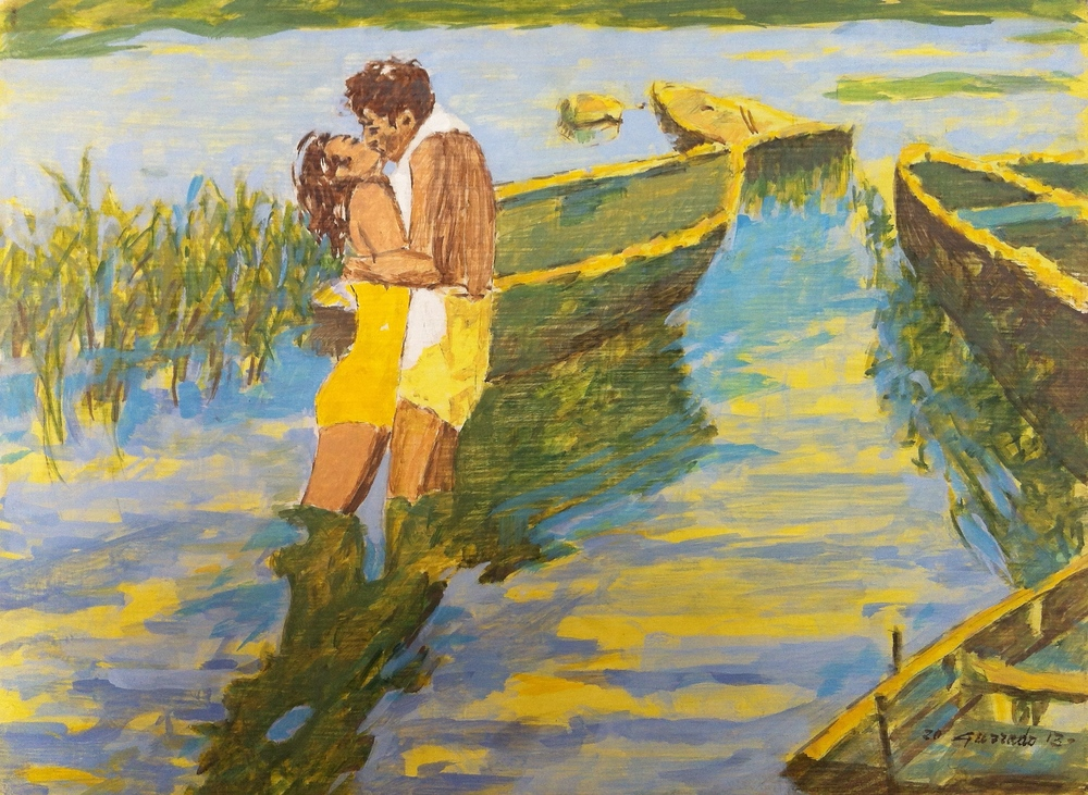 Nella laguna