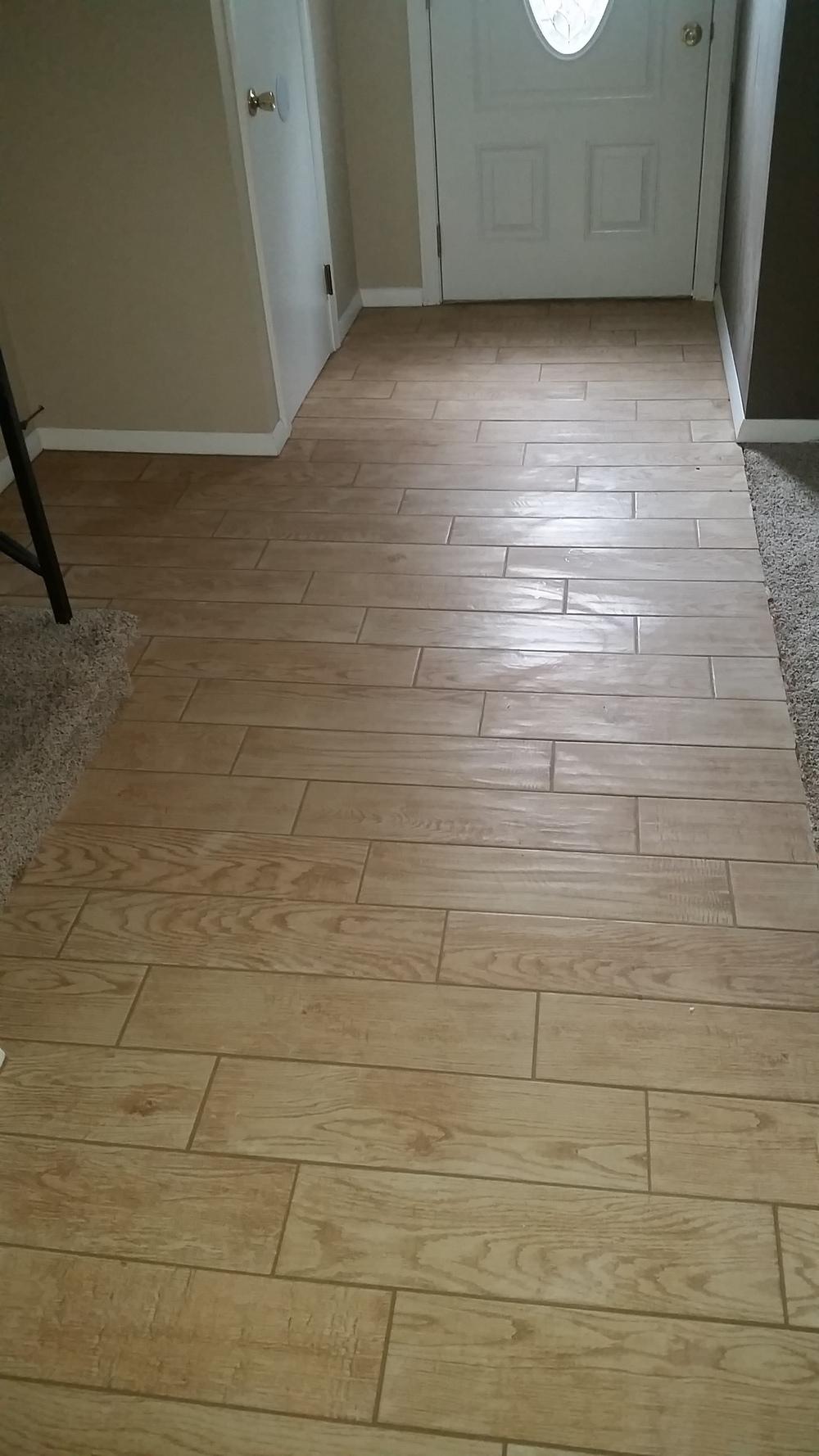 Wood Plank Tiles