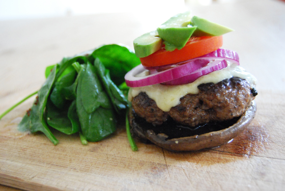 This delicious recipe is a healthy alternative to a normal burger, we must say, sometimes we prefer this one to the original!