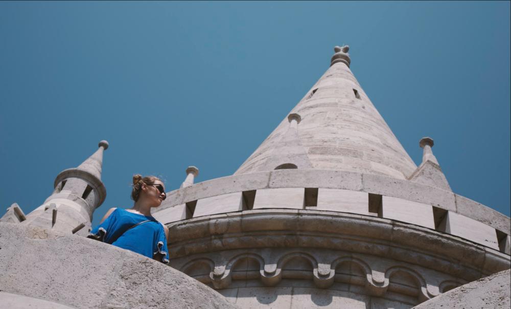 Palace watch tower