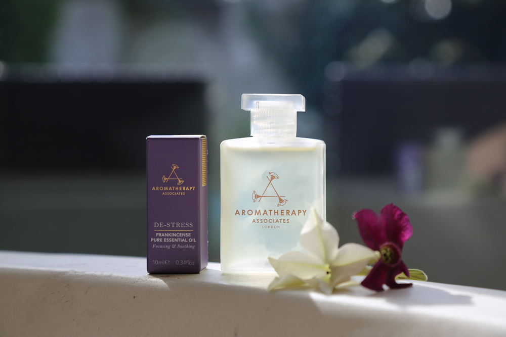 Aromatherapy Associates London   at Barnsley House SPA
