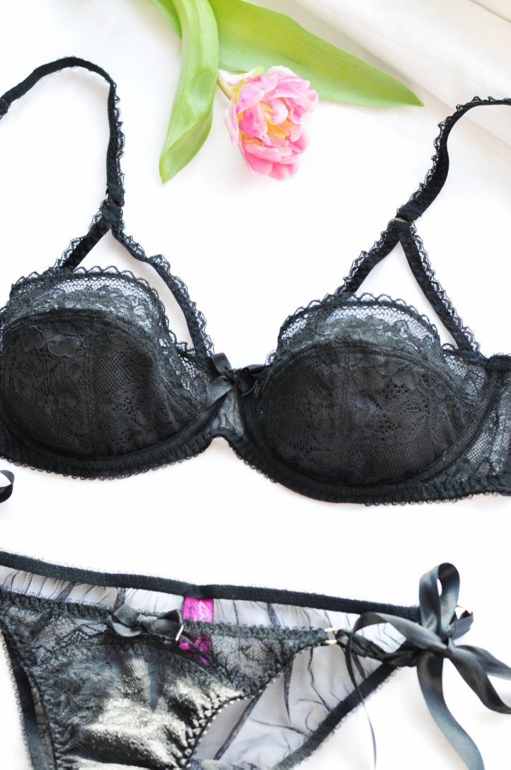 Some naughtiness to your life from L'Agent Provocateur ;), click  here  to shop their sale on Asos