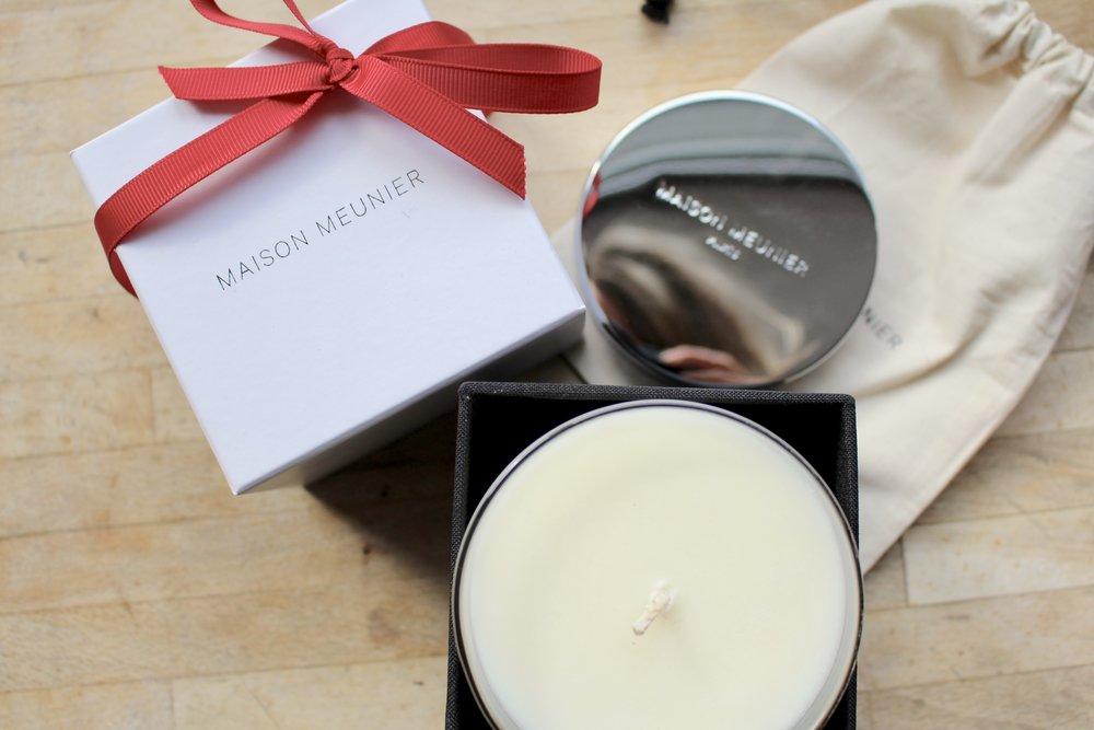'MÉDAN'candle