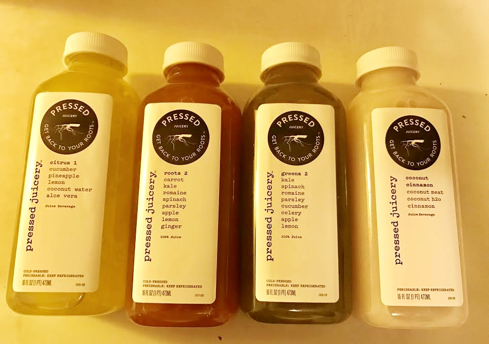 Pressed Juicery - My favourite juice spot in New York