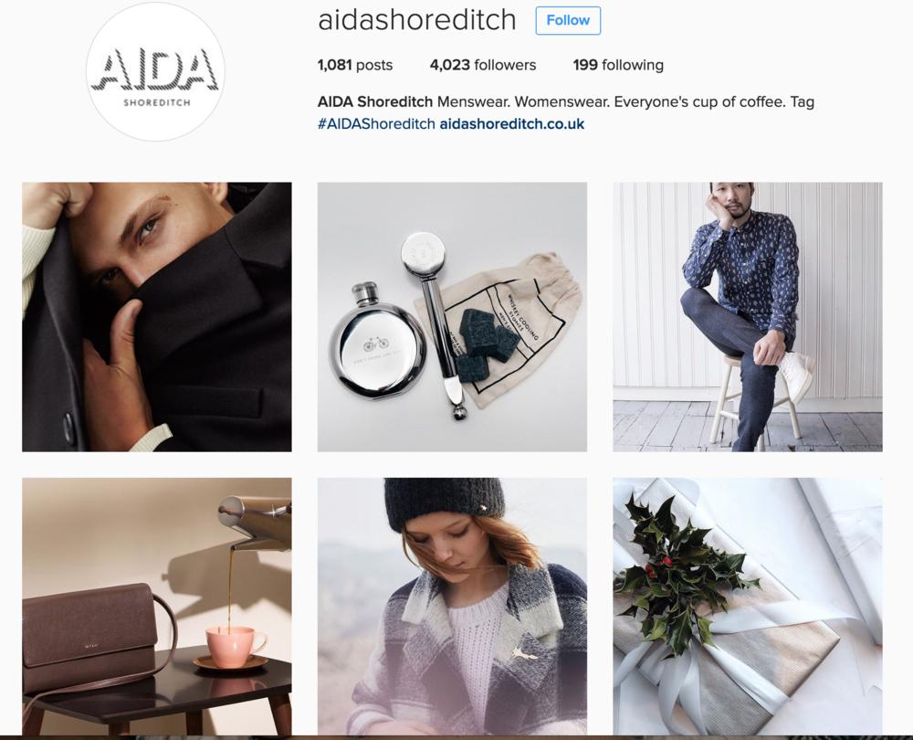 AIDA SHOREDITCH