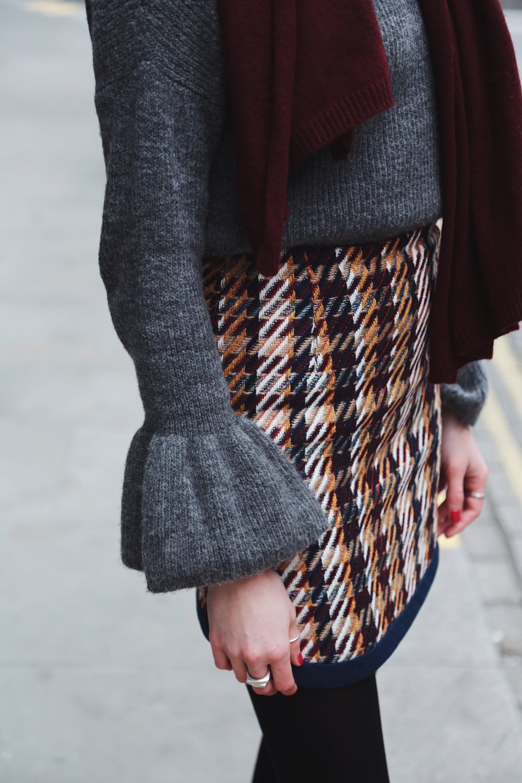 Nasty skirt   by Sandro Paris