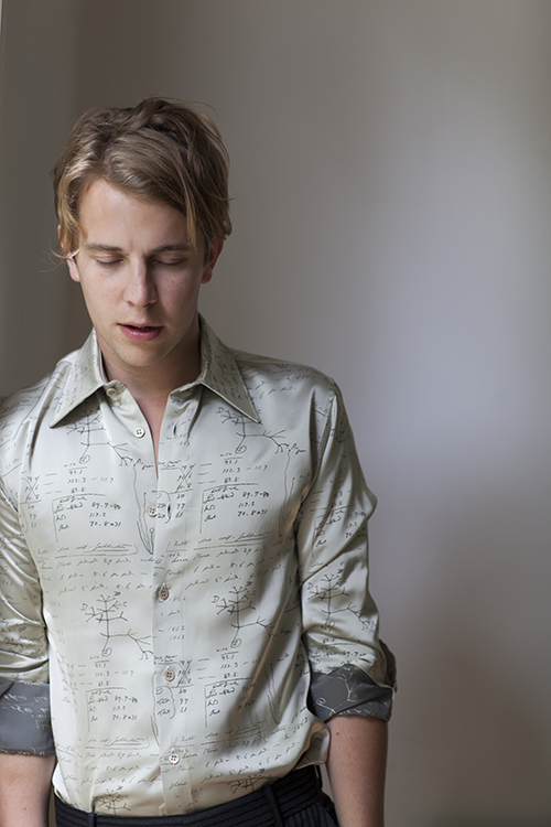 Tom Odell shot by Cecilie for the 11th issue of Boys By Girls