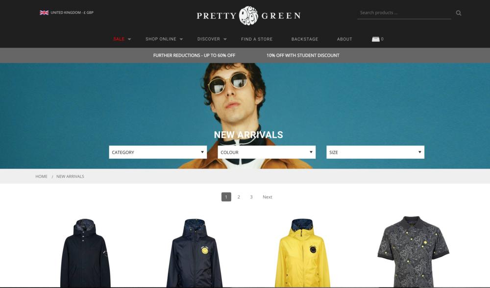 www.prettygreen.com