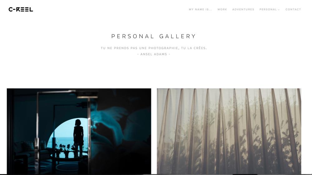 www.c-reel.com/personal-gallery