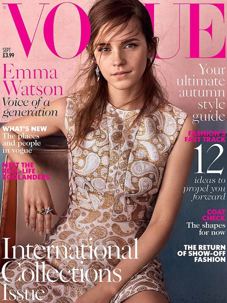 Emma Watson: A voice of a generation