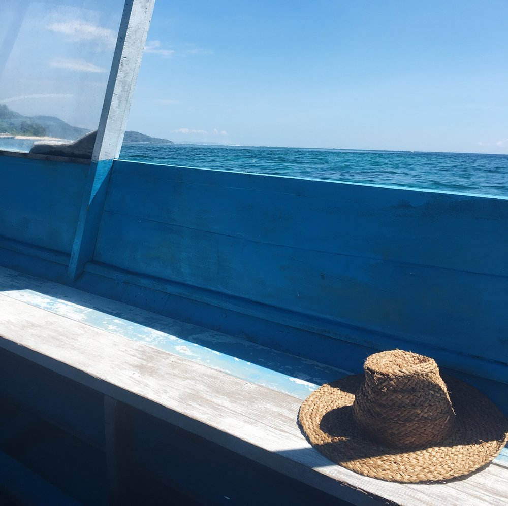 Private snorkeling trip around the Gili islands