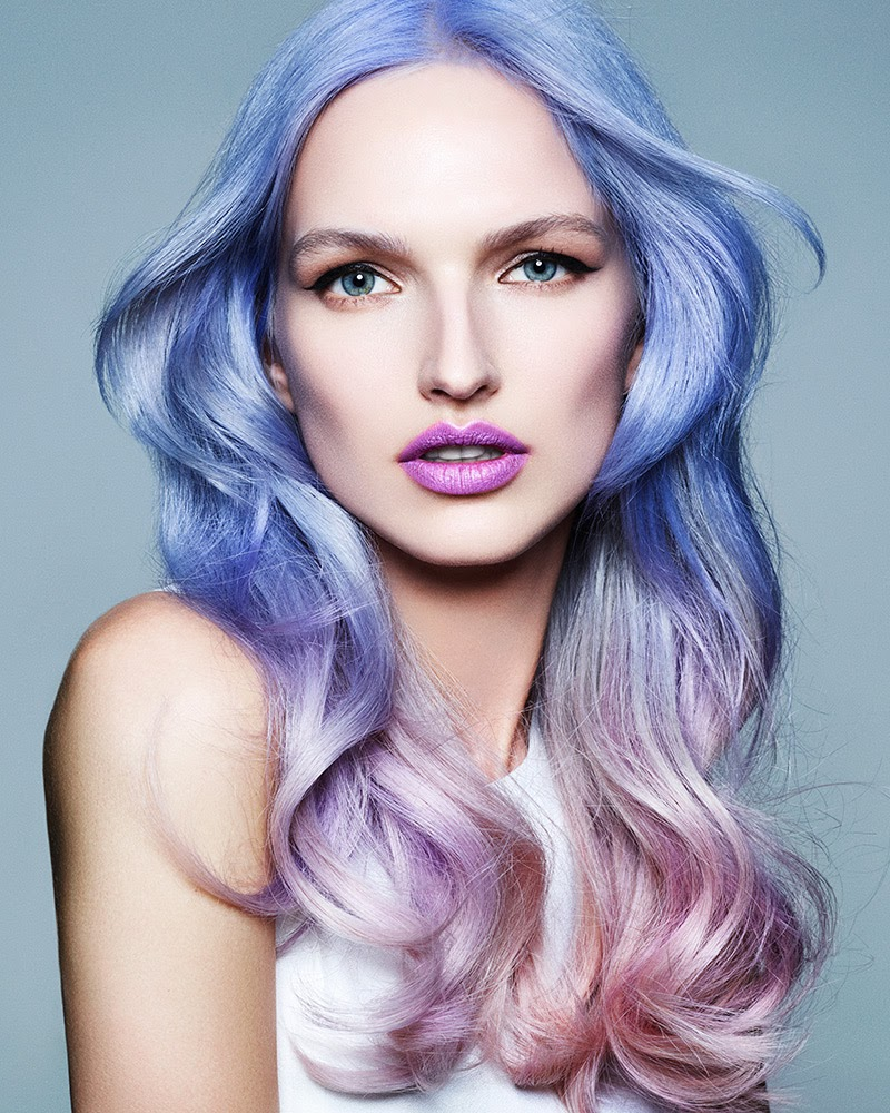 Hair Colour Trends From The Runway The 4 Of Us
