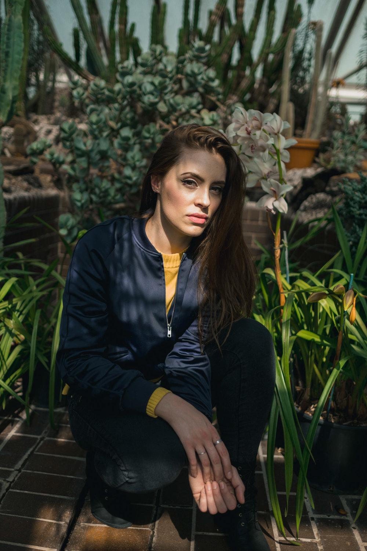 Lindsay Eyers, in Barbican
