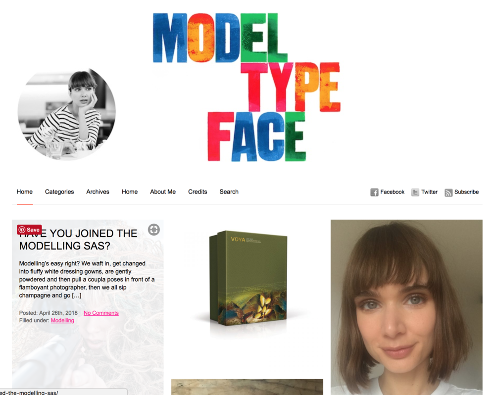 www.modeltypeface.com
