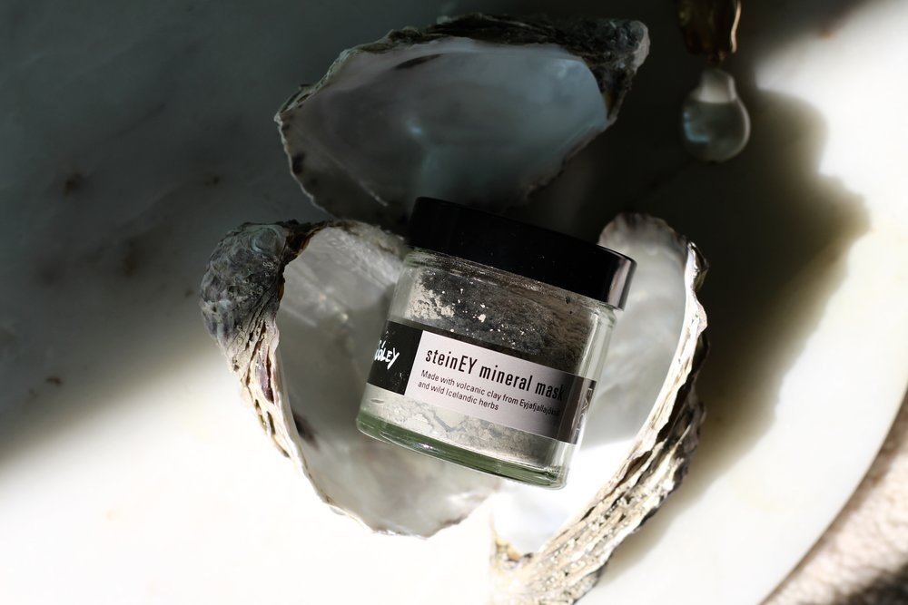 SteinEY volcanic mask - from Sòley Organics