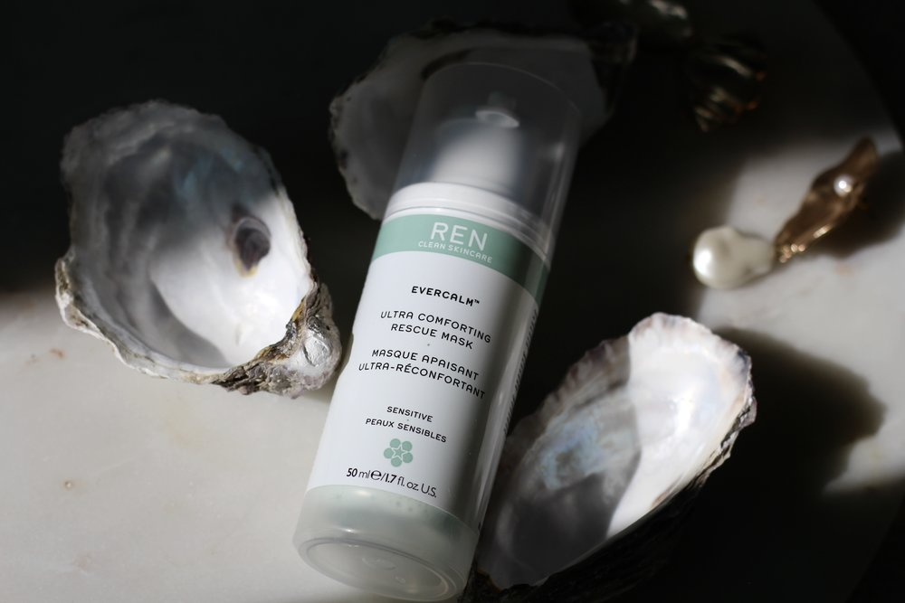 Evercalm™ Ultra Comforting Rescue Mask - From Ren Skincare