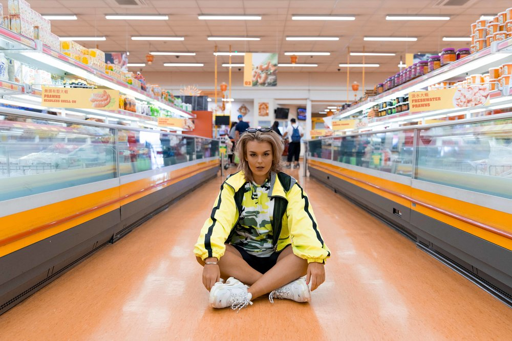 Tallia Storm - Photogrpahed by Lydia Collins