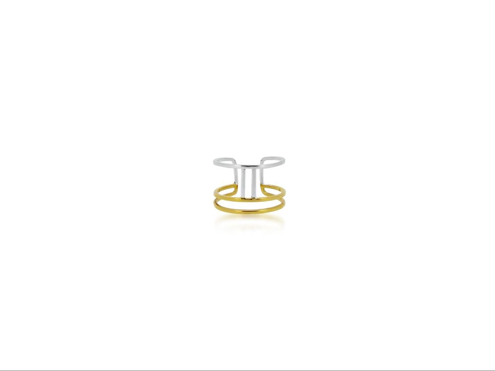 Find this lovely parallel ring   here