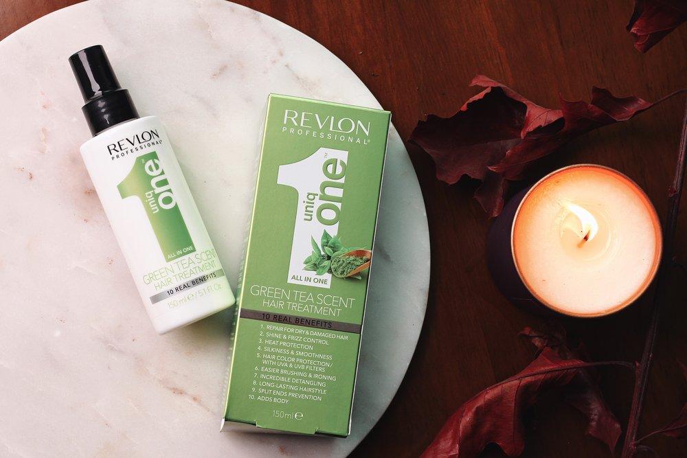 REVLON PROFESSIONAL - UniqOne™ Green Tea Scent Hair Treatment