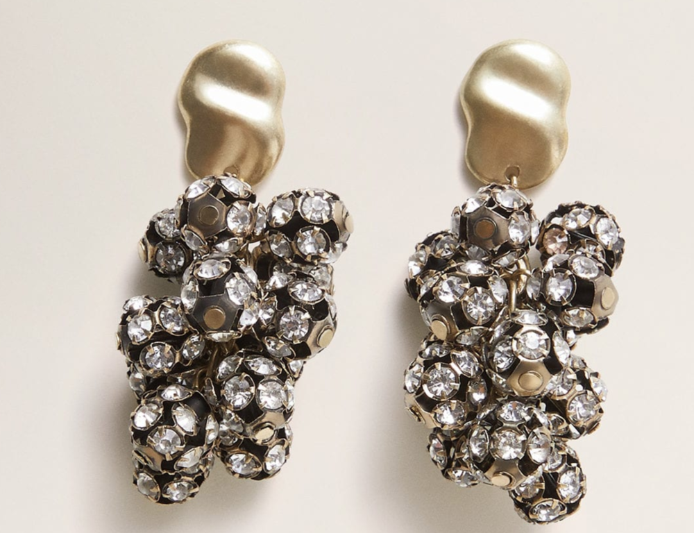 Stunning crystal earrings - find them here
