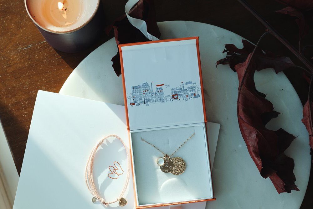 PERSONALISED JEWELLERY FROM MERCI MAMAN -