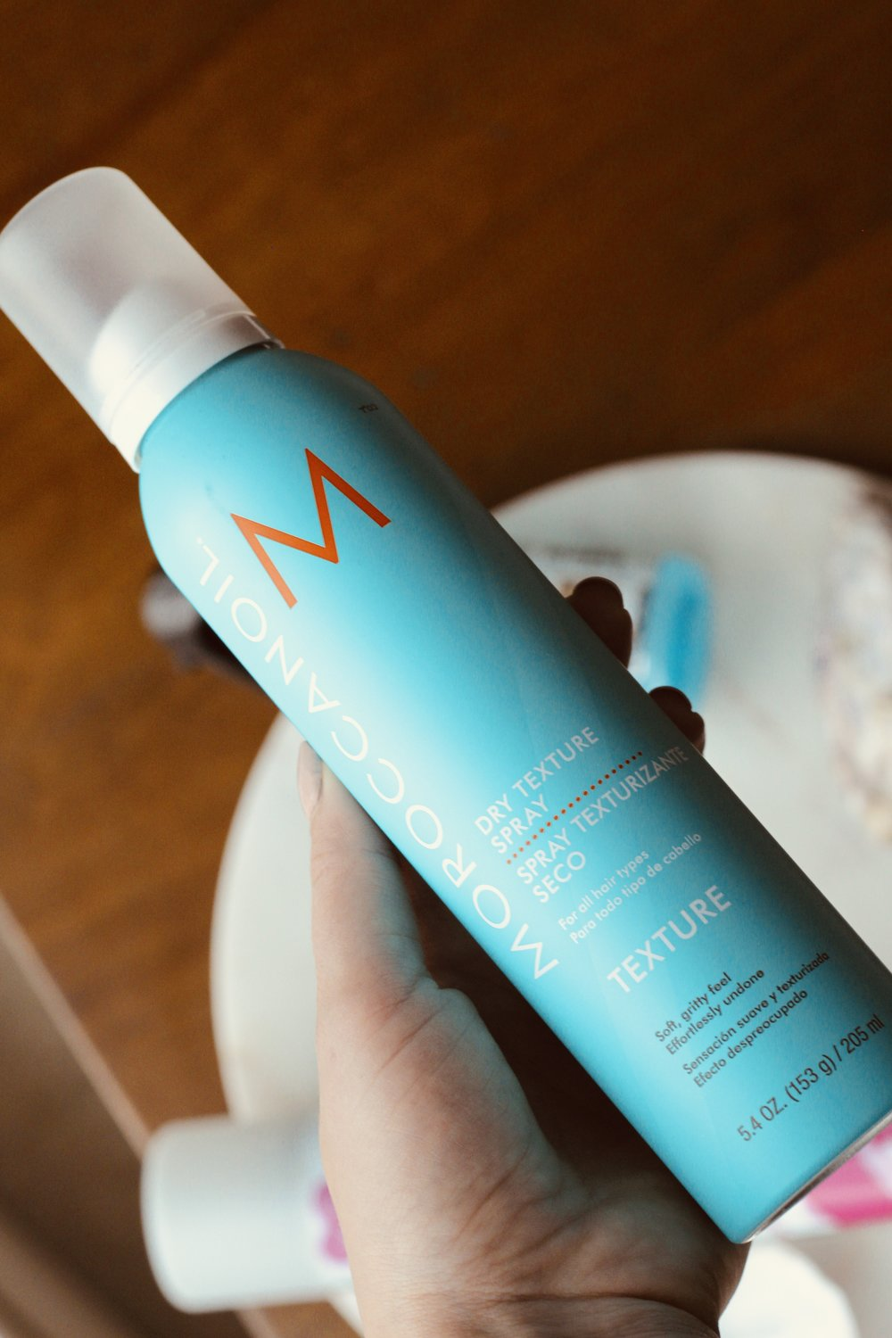 AND THE BEST AND MOST AMAZING PRODUCT PRIZE GOES TO:DRY TEXTURE SPRAY FROM MOROCCAN OIL -