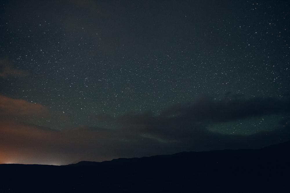 Haarkon Stars Sky Skye Night Travel