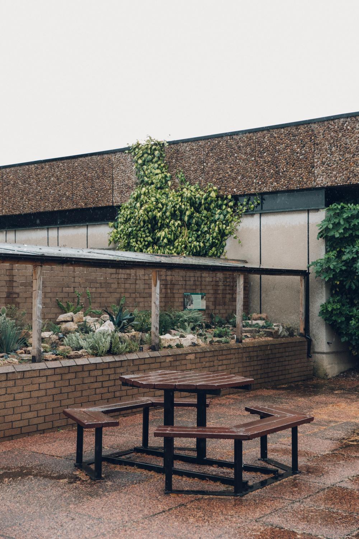 Haarkon Architecture Edinburgh Building Garden