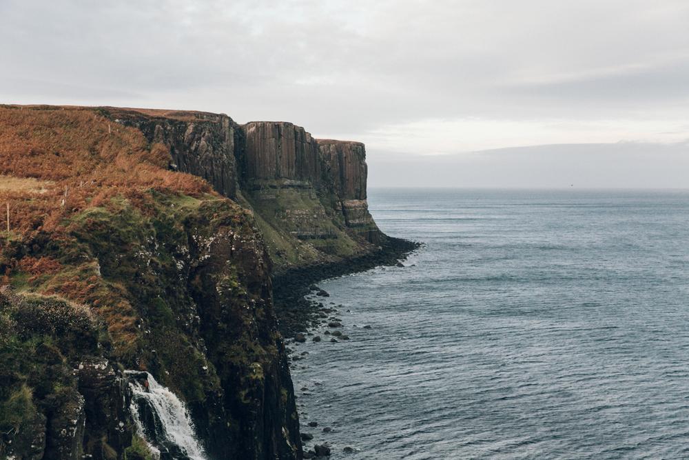 Haarkon Kiltrock Waterfall Skye