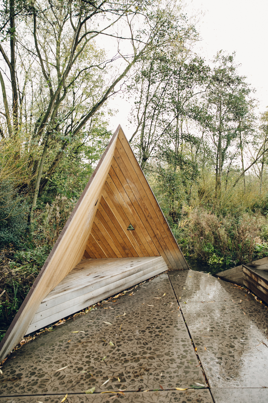 Haarkon Architecture Structure Sculpture Wood