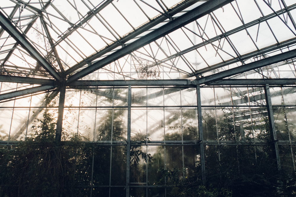 Haarkon Sky Light Architecture Building Glasshouse Shadow