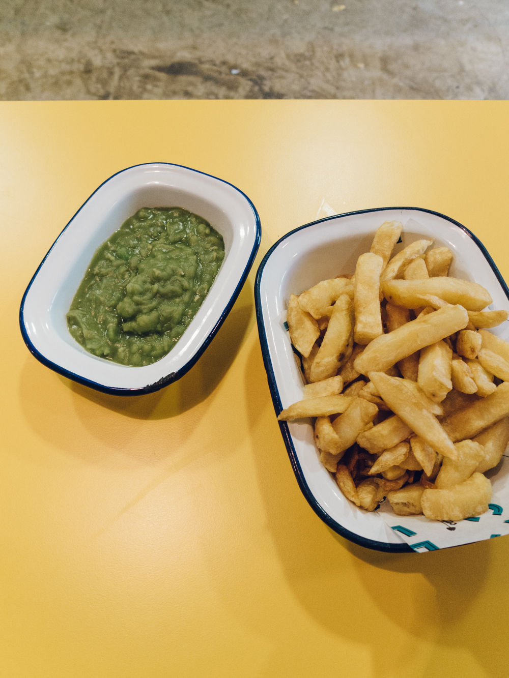 Haarkon Food Blog Travel Norfolk Erics Chips
