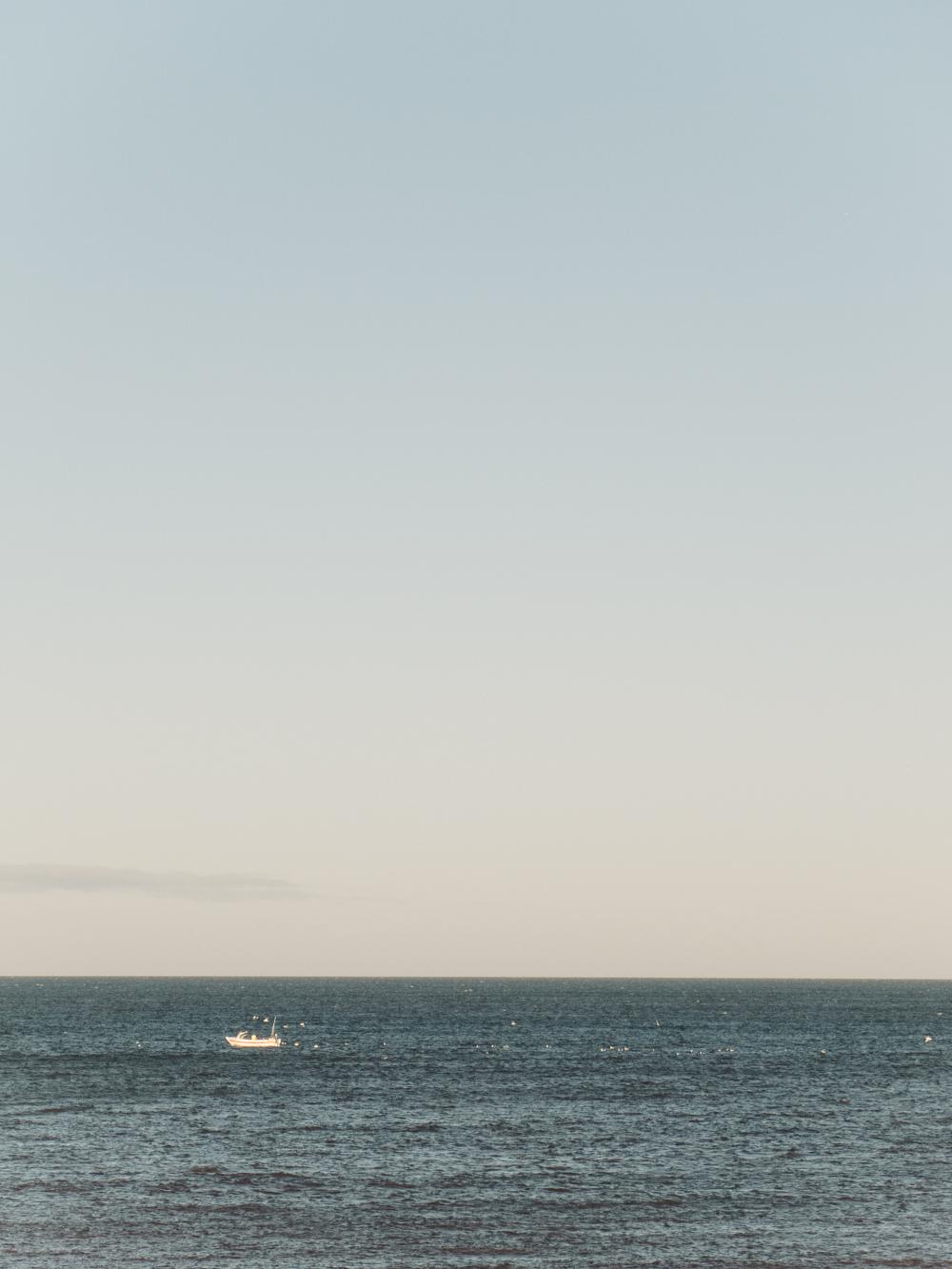 Haarkon Norfolk North Coast Seaside Sea Beach Design Travel Boat