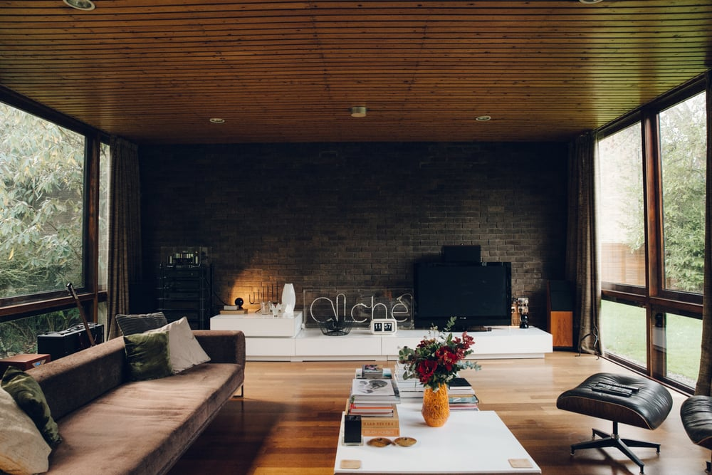 Haarkon House Design Architecture Modernist Interior