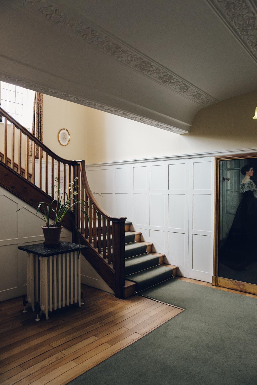 Haarkon Winterbourne Birmingham Garden Glasshouse Plants England Interior design morris