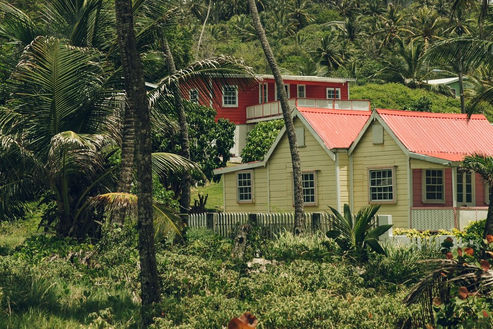 Haarkon in Barbados.