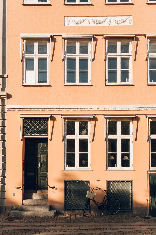Copenhagen streets.