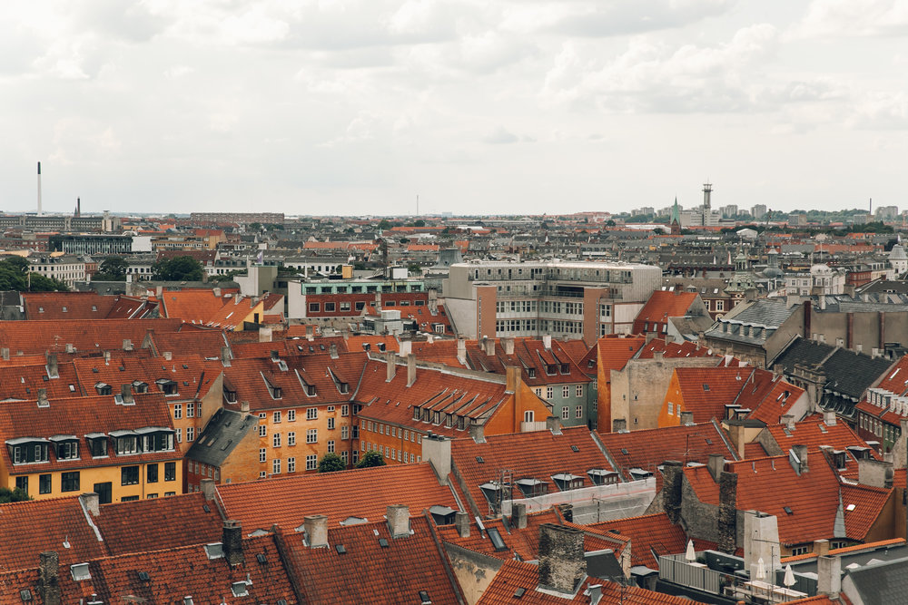72 hours in Copenhagen.
