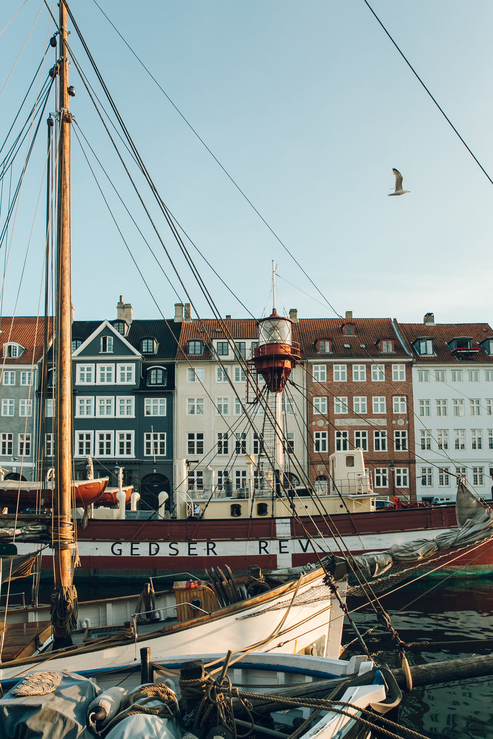 72 hours in Copenhagen - Nyhavn.